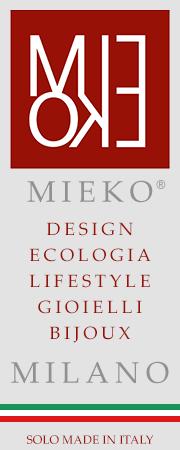 Mieko milano design ecologia lifestyle gioielli for Design gioielli milano